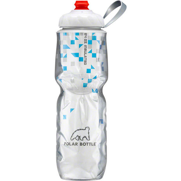 Polar Bottle Zipstream Breakaway Capacity | Color: 24-ounce | Breakaway Blue