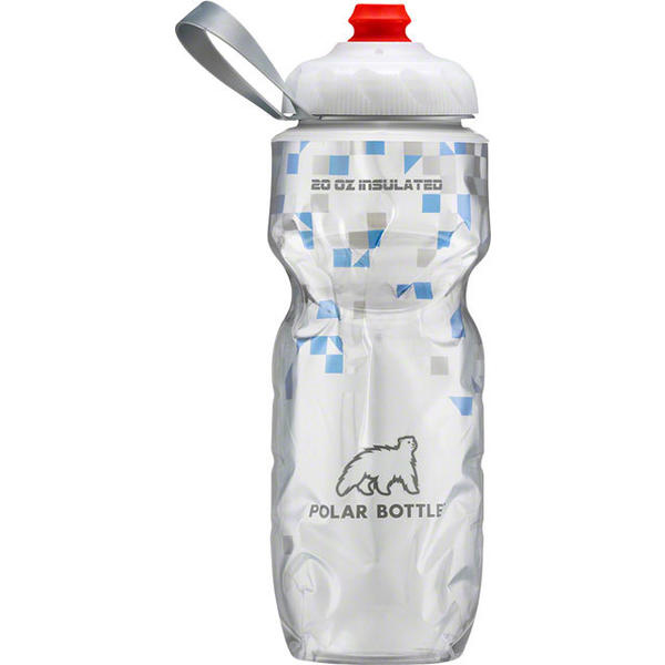 Polar Bottle Zipstream Breakaway Capacity | Color: 20-ounce | Breakaway Blue