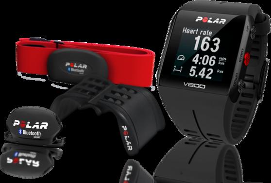 V800 GPS Sports Watch Javier Gomez Noya Special Edition