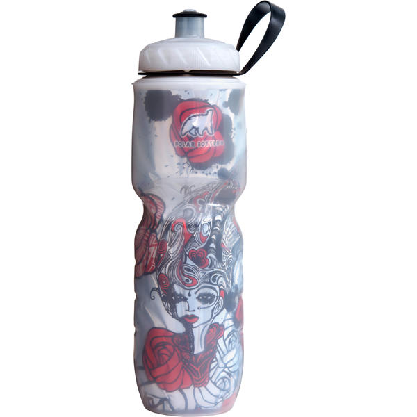 Polar Bottle Insulated Bottle (Graphic Series) Color: Rose