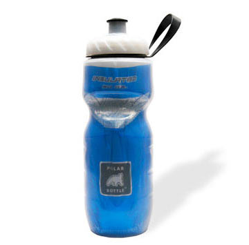 Polar Bottle Insulated Bottle (20-ounce) Color: Blue