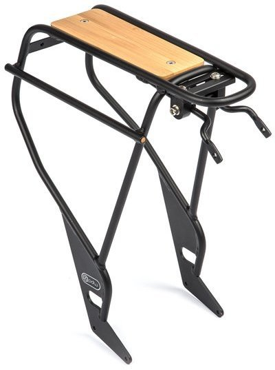 Portland Design Works Everyday Rack Color: Black