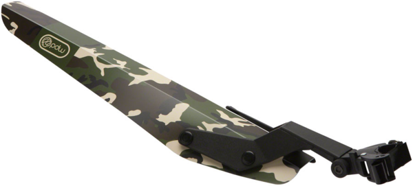 Portland Design Works Origami Clip-On Rear Fender Color: Camo