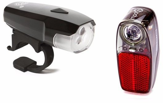 Portland Design Works Spaceship 3 Headlight/Radbot 500 Taillight Set