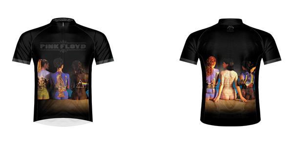 Primal Wear Pink Floyd Body Art Jersey