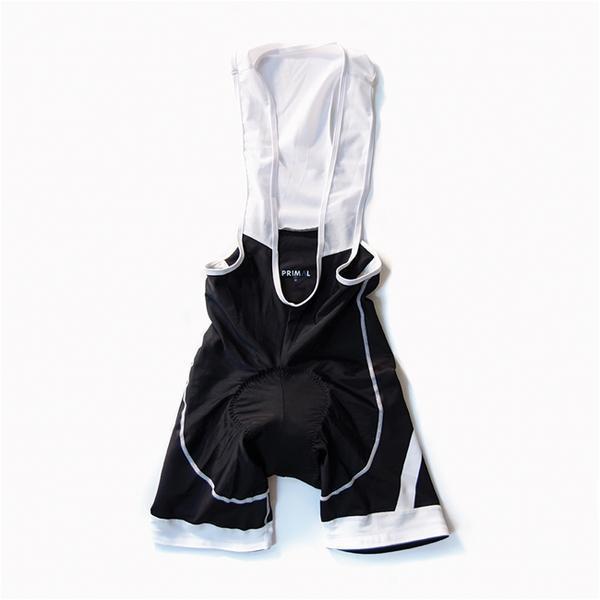 Primal Wear Onyx Evo Black Bibs