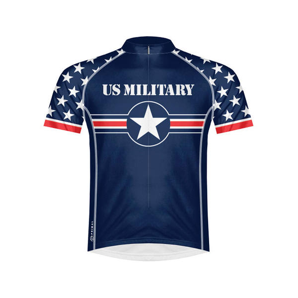 Primal Wear US Military Team 2015 Jersey