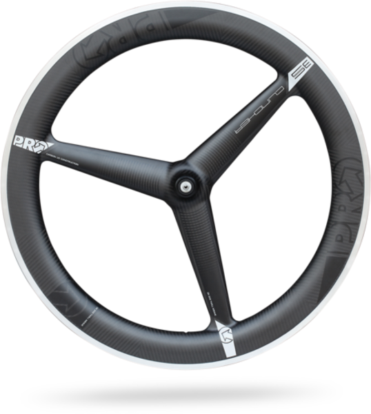 Pro 3-Spoke Clincher Ultegra Front Wheel