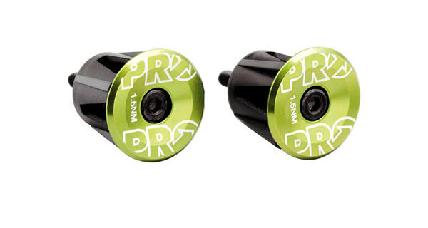 Pro Bar End Plugs Color: Green