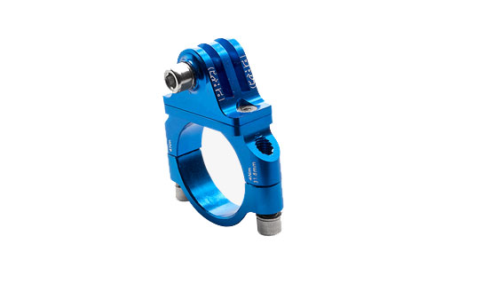 Pro Camera Mount Color: Blue