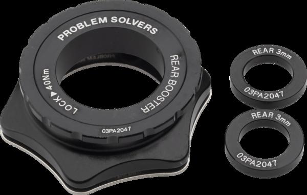 Problem Solvers Rear 6mm Booster Kit - Center Lock Hub
