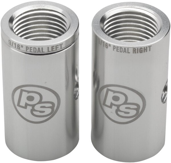 Problem Solvers Pedal to Tap Handle Adapter Color: Silver
