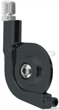 Problem Solvers Travel Agent Color | Model: Black | Travel Agent w/Barrel Adjuster