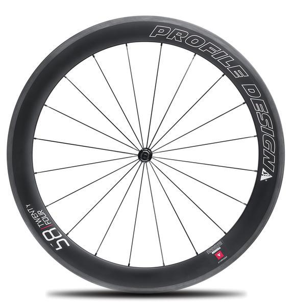 Profile Design 58/TwentyFour Full Carbon Tubular Wheels