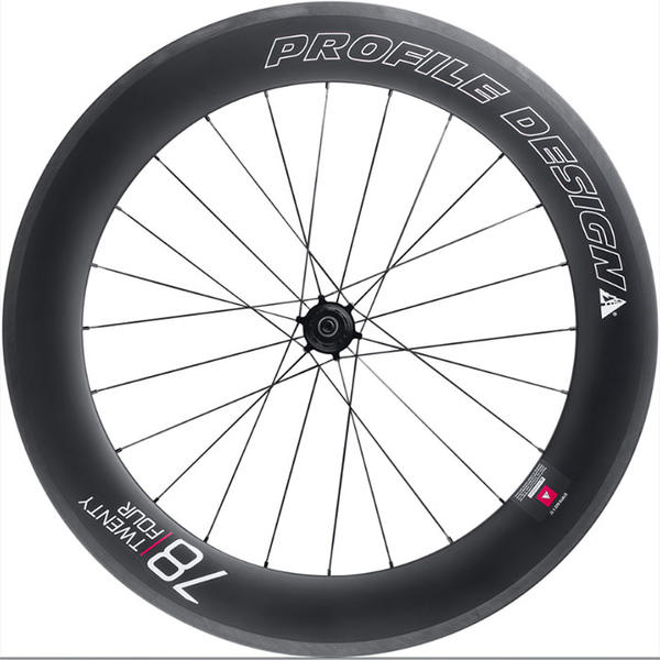 Profile Design 78/TwentyFour Full Carbon Rear Wheel (Clincher)