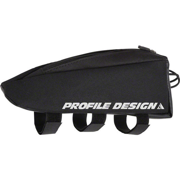 Profile Design Aero E-Pack Top Tube/Stem Bag Color: Black