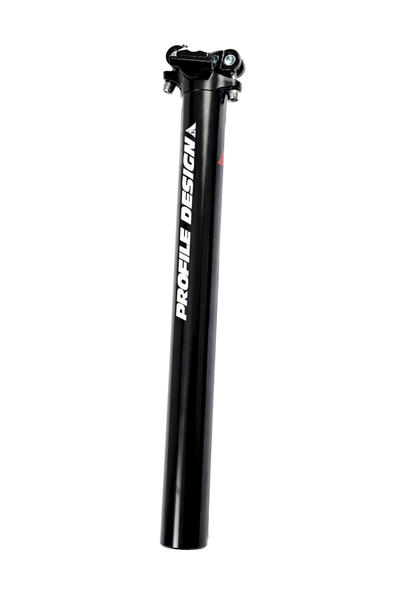 Profile Design 1/Zero Seatpost Color: Black