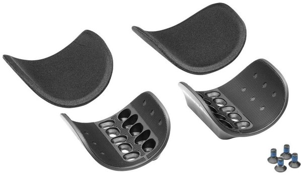 Profile Design Race Armrest Kit Color: Black