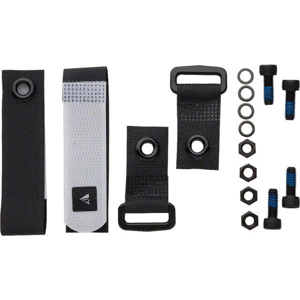 Profile Design Rear Mount Carbon Storage Strap Kit Color: Carbon