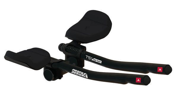 Profile Design T5+ Carbon Clip-on Aerobars