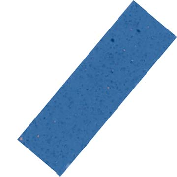 Profile Design Bar Wrap w/Adhesive Backing Color: Blue