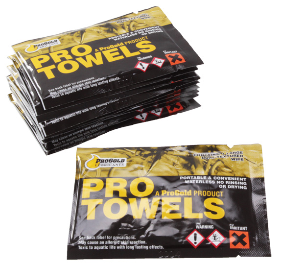 ProGold ProTowels Size: 10-Pack