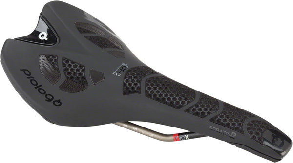 Prologo Scratch 2 CPC Tirox Saddle Color: Black