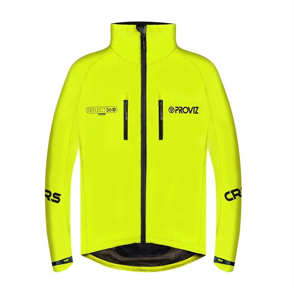 Proviz REFLECT360 CRS Jacket Color: Yellow