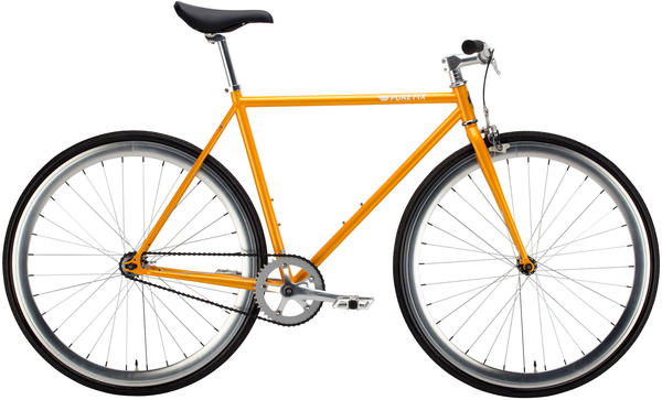 Pure Cycles Golf Color: Metallic Tangerine/Chrome
