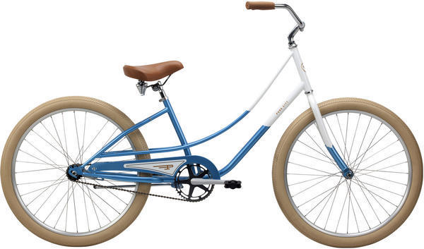Pure Cycles Kusshi - Women's Color: Ocean Blue/White