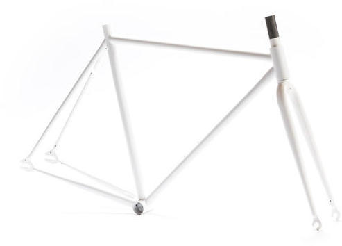 Pure Cycles Glow in the Dark Fixed Gear Frameset