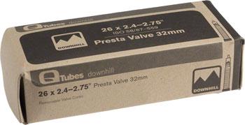 Q-Tubes Downhill Tube (26 x 2.4-2.75 inch, Presta Valve)