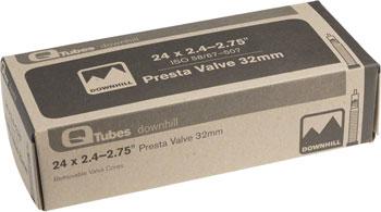 Q-Tubes Downhill Tube (24 x 2.4-2.75 inch, Presta Valve)