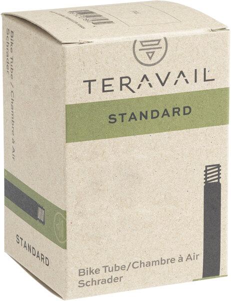 Teravail Fat Bike Tube (26-inch x 3.5 – 4.0, Schrader Valve)