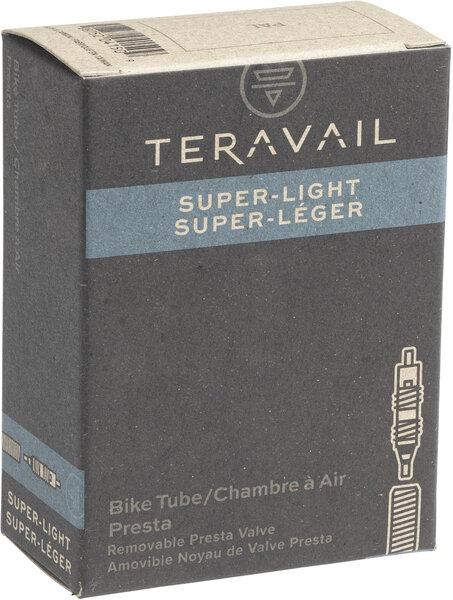 Teravail Superlight Tube (700c x 18 – 23mm, Presta Valve)