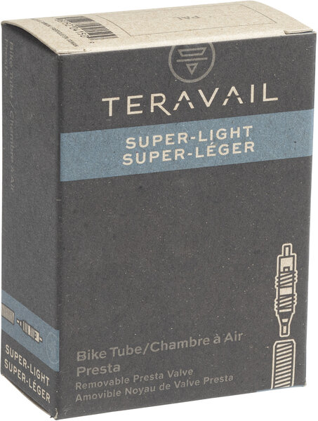 Teravail Superlight Tube (700c x 28 – 32mm, Presta Valve)