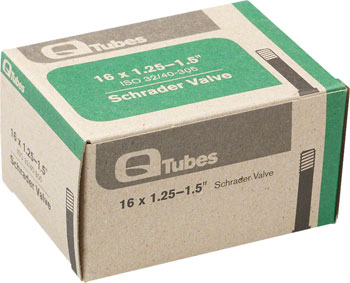 Q-Tubes Tube (16-inch, Schrader Valve)