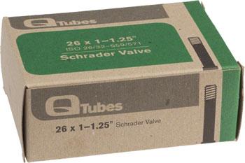 Q-Tubes Tube (26-inch, Schrader Valve)