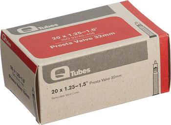 Q-Tubes Tube (20-inch, 32mm Presta Valve)