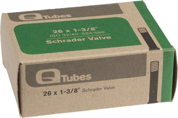 Q-Tubes Tube (26 x 1-3/8 inch, Schrader Valve)