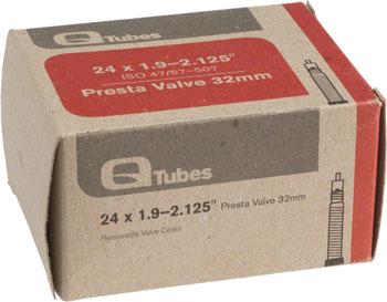 Q-Tubes Tube (24-inch, 32mm Presta Valve)