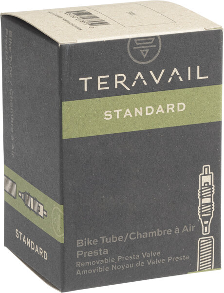 Teravail Tube (24 x 1 inch, Presta Valve)