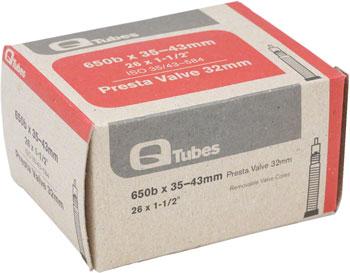 Q-Tubes Tube (26 x 1-1/2 inch, 32mm Presta Valve) (650B)