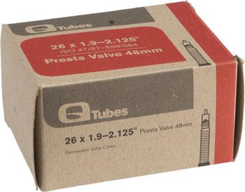 Q-Tubes Tube (26 x 1.9-2.125 inch, Presta Valve)