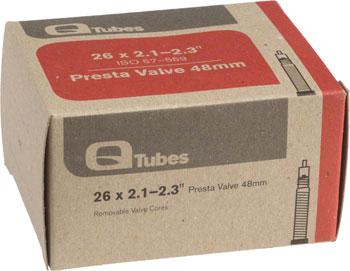 Q-Tubes Tube (26 x 2.1-2.3 inch, Presta Valve)