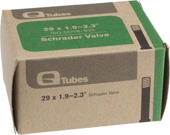 Q-Tubes Tube (29 x 1.9-2.3 inch, Schrader Valve)