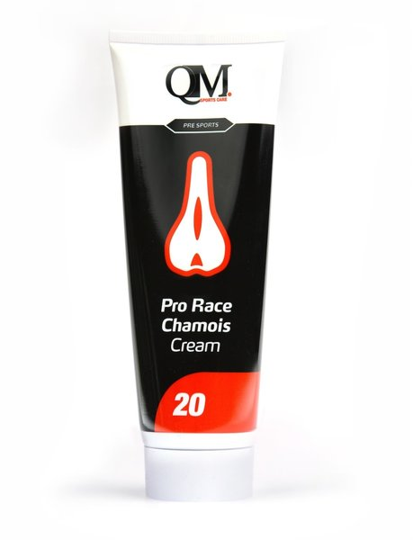 QM Sports Care Glide Pro Race Chamois Cream