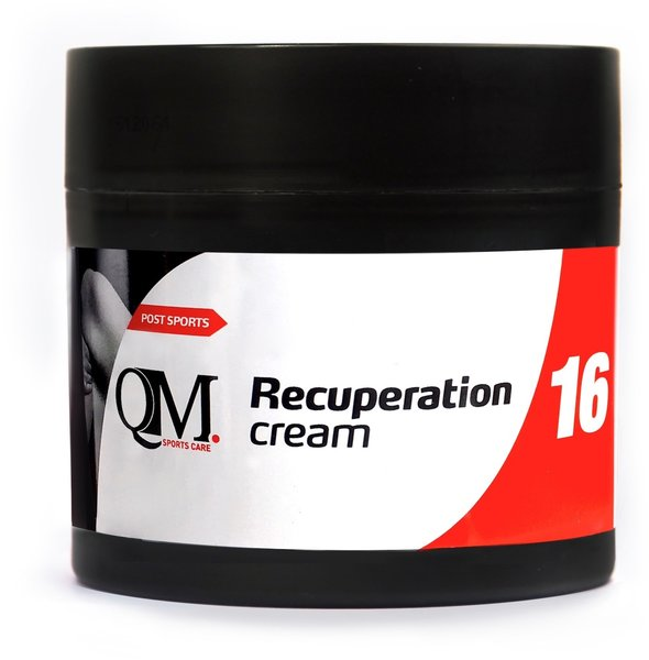 QM Sports Care Recuperation Cream