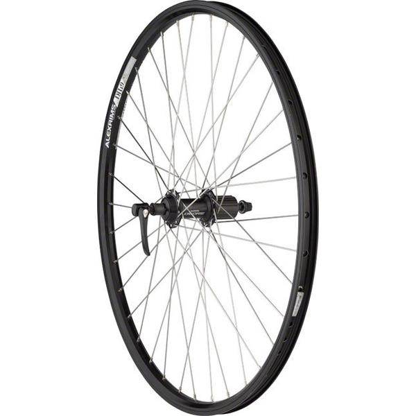 Quality Wheels Shimano Deore M610 / Alex DH19 26-inch Rear