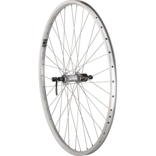 Quality Wheels Shimano T3000 / Velocity NoBS 700c Rear